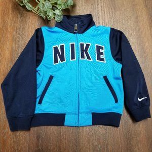Nike Full Zip Baby/Toddler Sweater Jacket